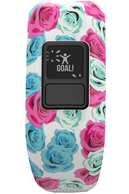 Часы Garmin (Гармин) VIVOFIT JR Real Flower